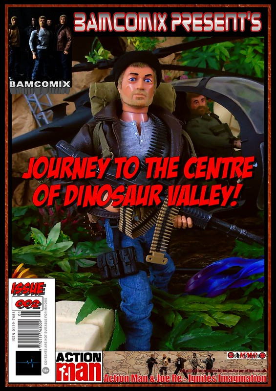 Journey to the centre of Dinosaur Valley! -- Chapter Two 49622304146_06a5964931_c