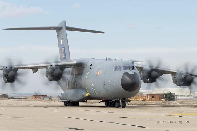 A400M de l'Armee de l'Air