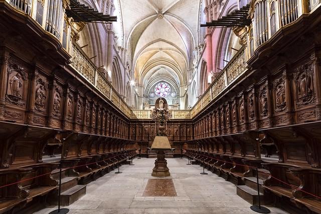 Catedral de Cuenca. Coro