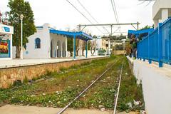 La Gare de Sidi Bousaid 3