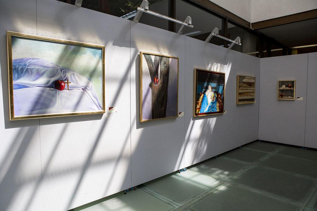 Inauguración de Exposición Martha Chapa en Campus Norte