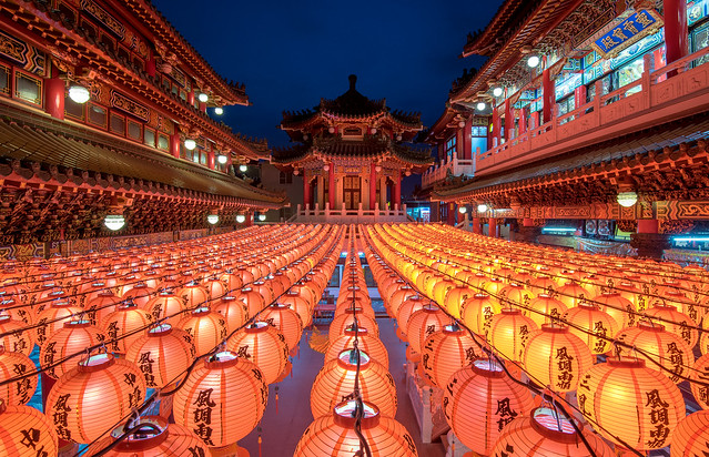 Chinese Temple/Kaohsiung