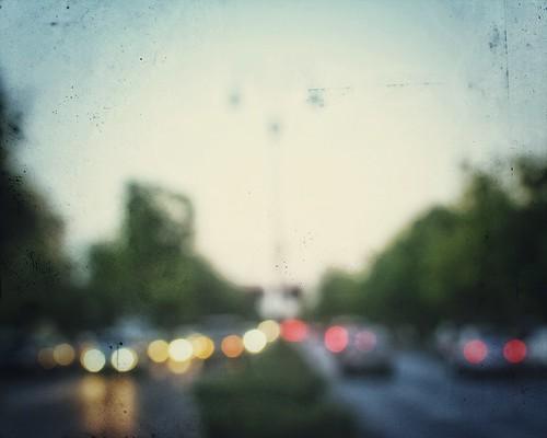 Cities in dust