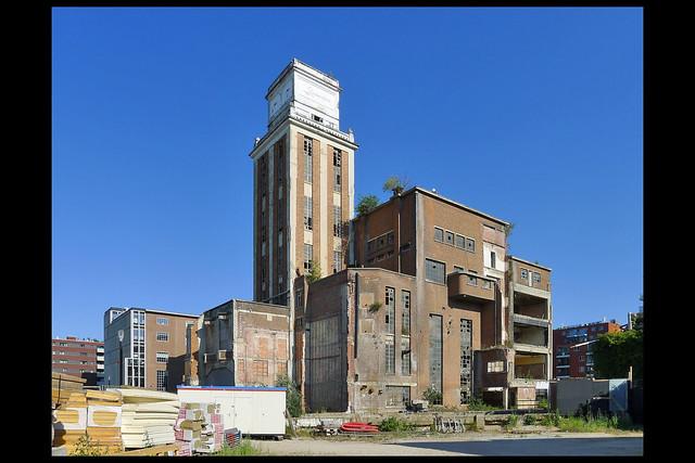 BE leuven brouwerij artois - watertoren 02 ca 1935 vanderveken p (burchtstr)