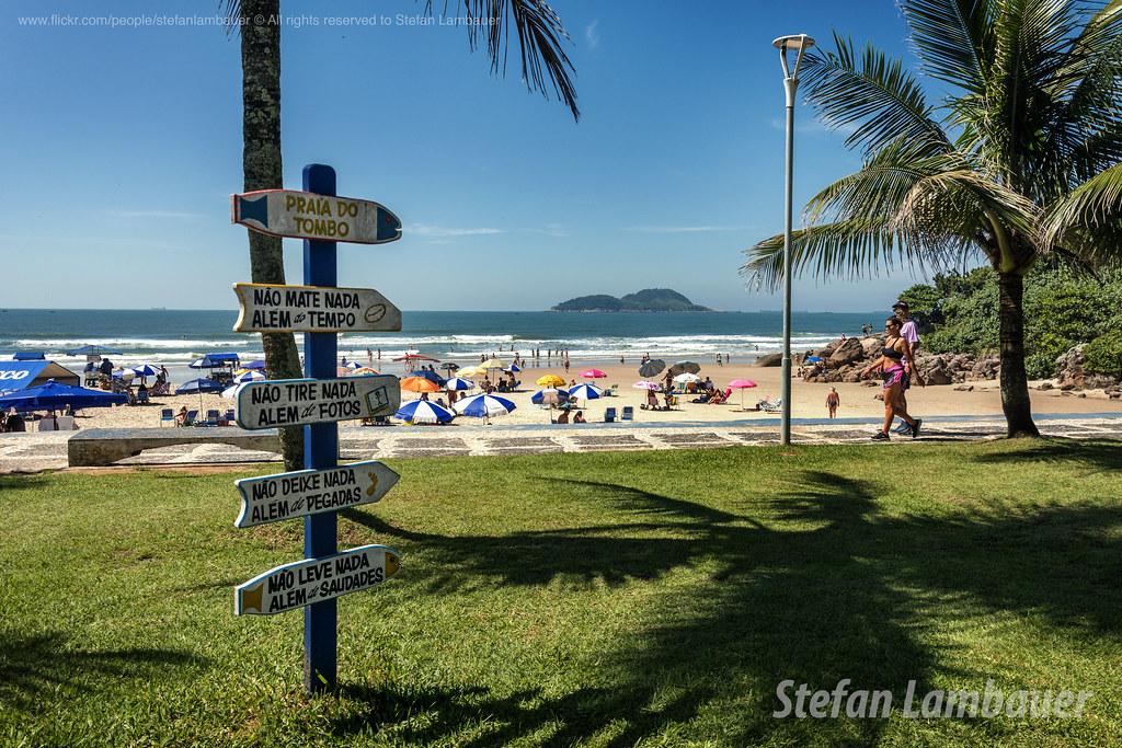 Praia do Tombo