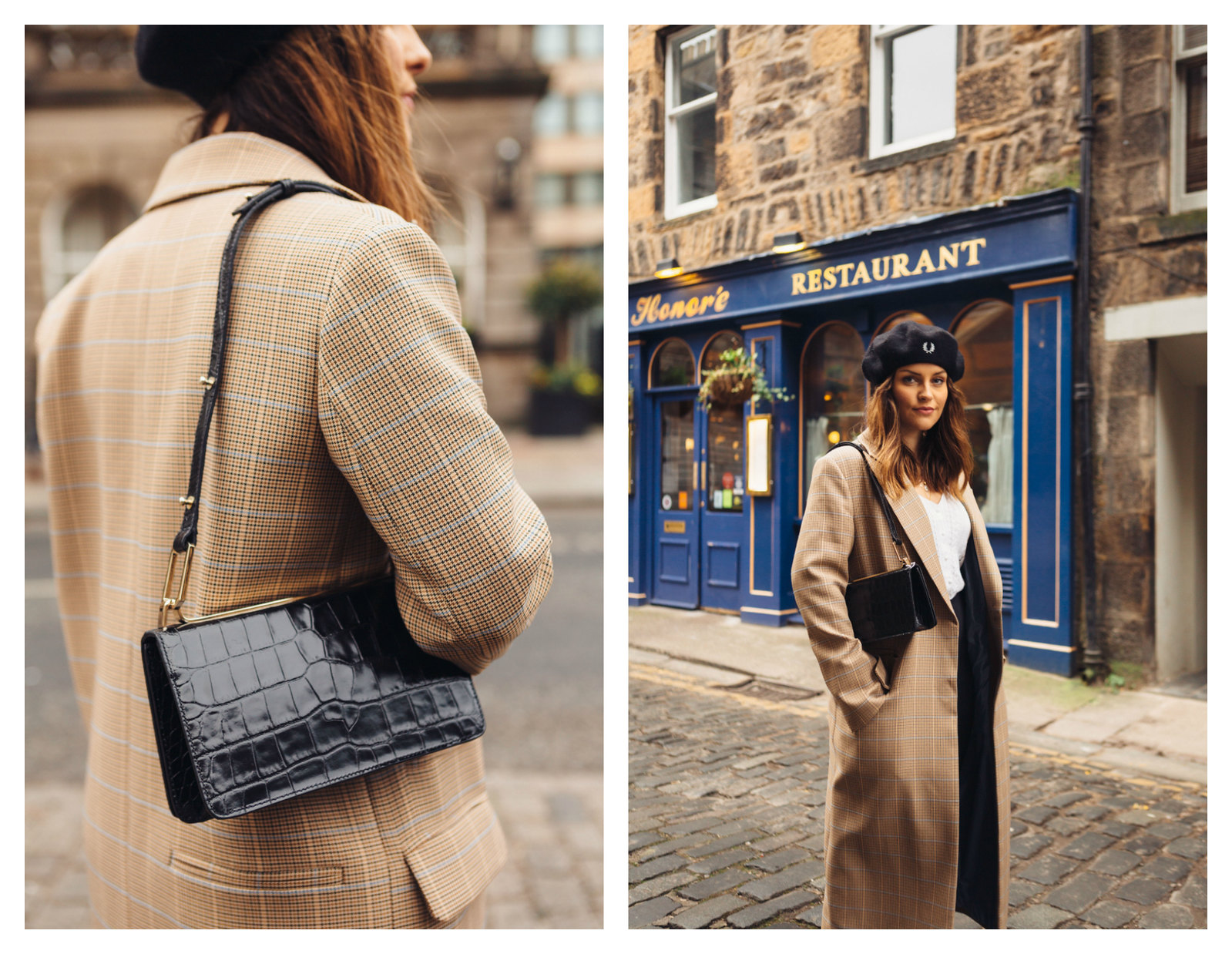The Little Magpie Four Petite Outfits Edinburgh Street Style