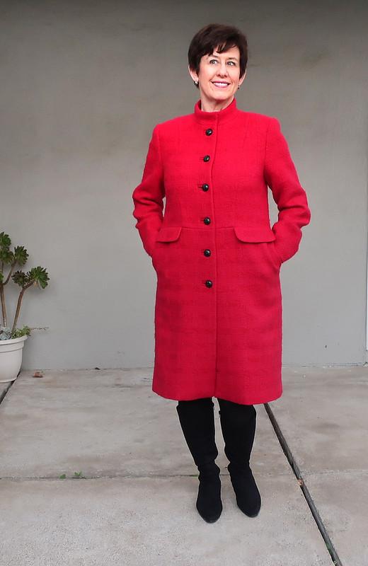 Red coat 12