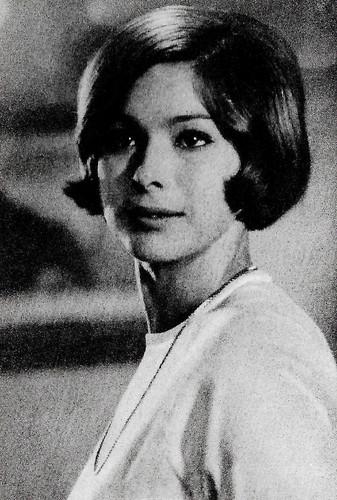 Monika Gabriel in Wir lassen uns scheiden (1968)