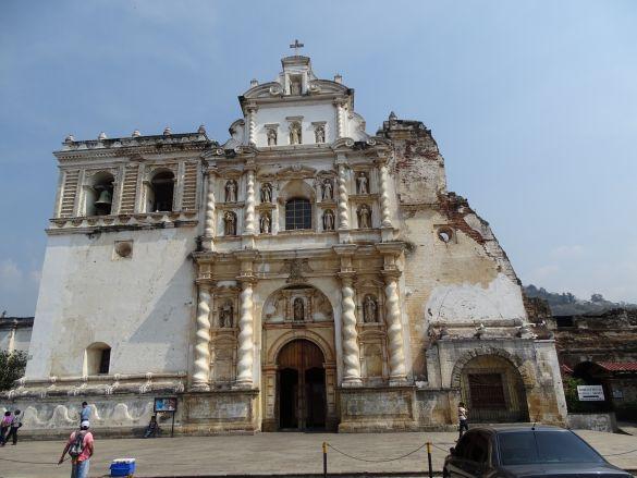 DSC00746 GuatemalaAntiguaIglesiaDeSanFrancisco