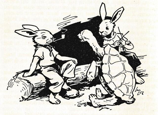 Jan Lutz Snuffeltje Snor op avontuur 1940 iil pg 78