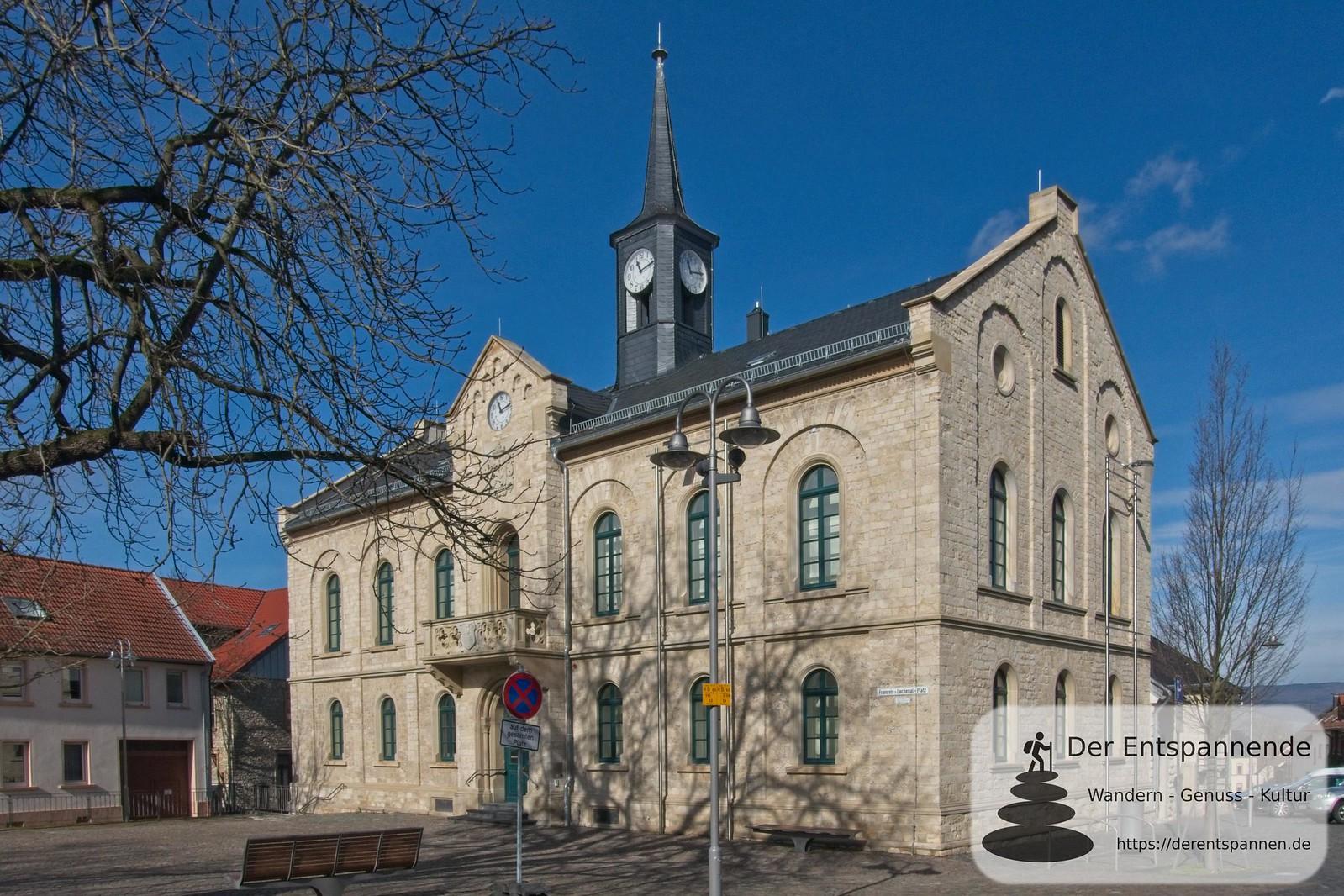 Altes Rathaus von Nieder-Ingelheim