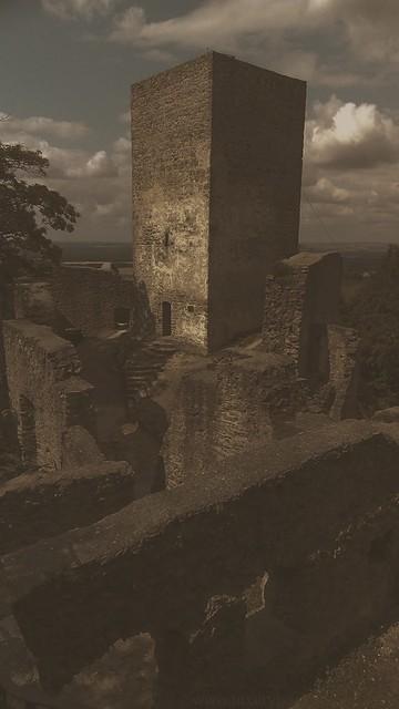 Choustník Castle.