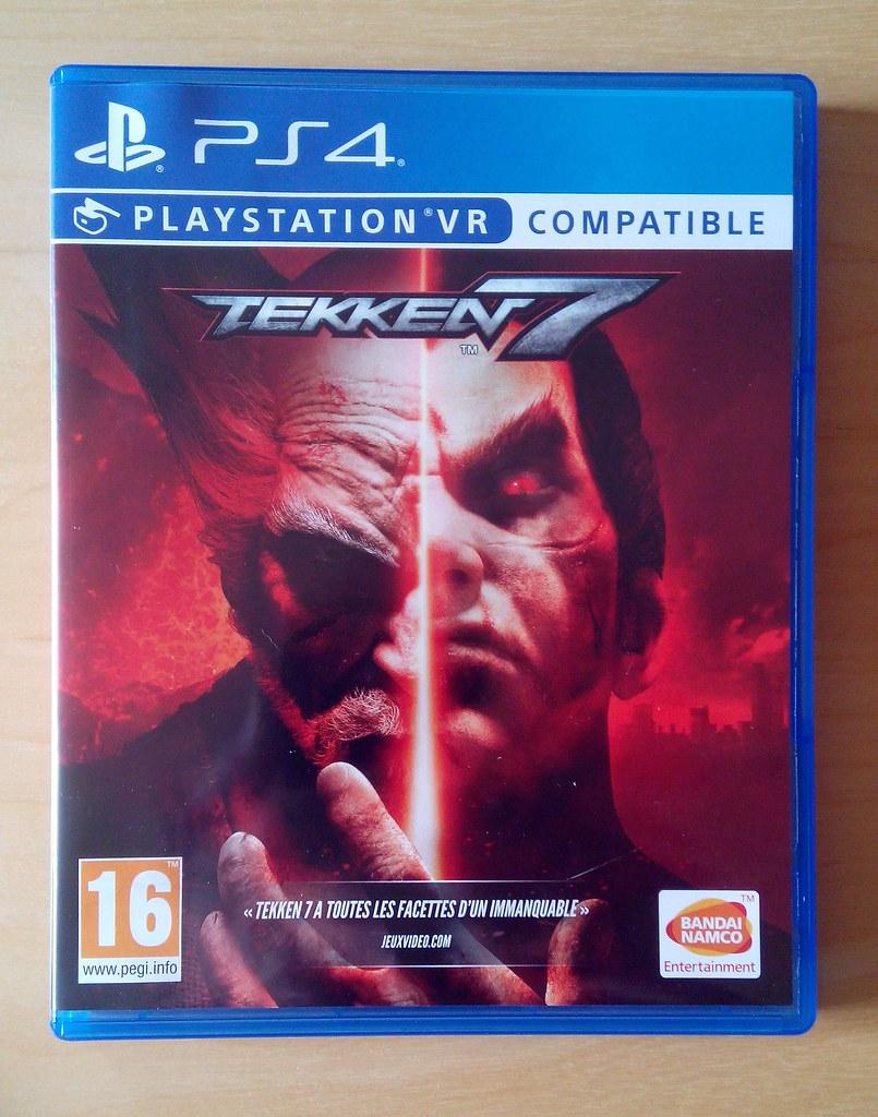 [VDS] Tekken 7 PS4 49623118957_b52634b1c6_b