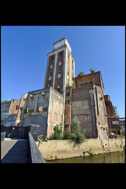 BE leuven brouwerij artois - watertoren 01 ca 1935 vanderveken p (burchtstr)