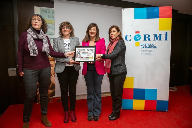 III 'Jornadas Mujer y Discapacidad en Castilla-La Mancha: Las mujeres con discapacidad ante los retos del cambio climático'