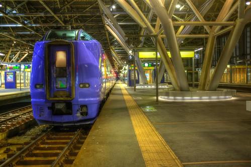 02-03-2020 Asahikawa Station (6)