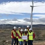 Mujeres Eólicas EIFFAGE ENERGÍA_Teruel