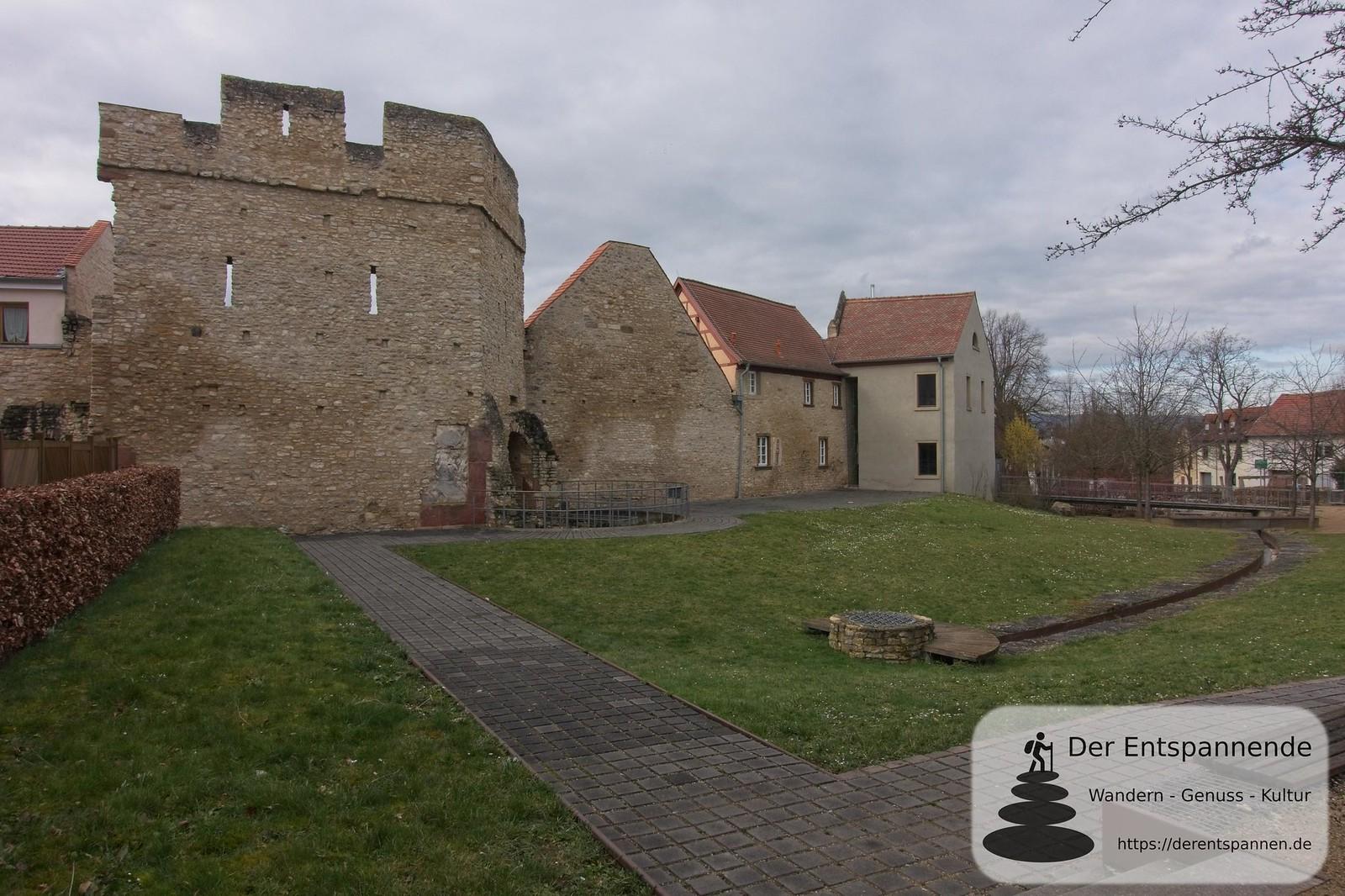 Heidesheimer Tor (Kaiserpfalz Ingelheim)