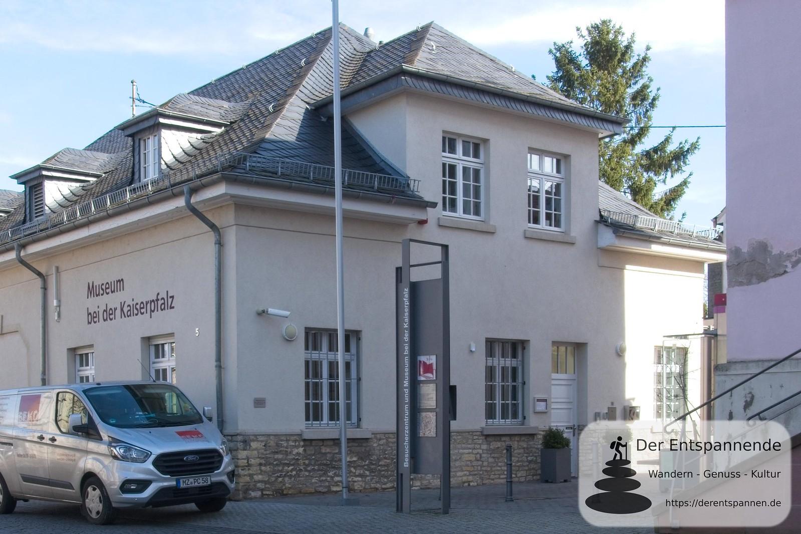 Museum bei der Kaiserpfalz