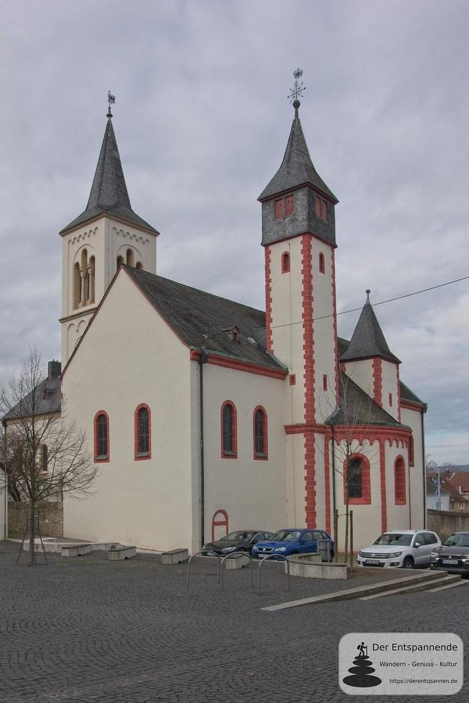 Saalkirche Ingelheim (Kaiserpfalz Ingelheim)