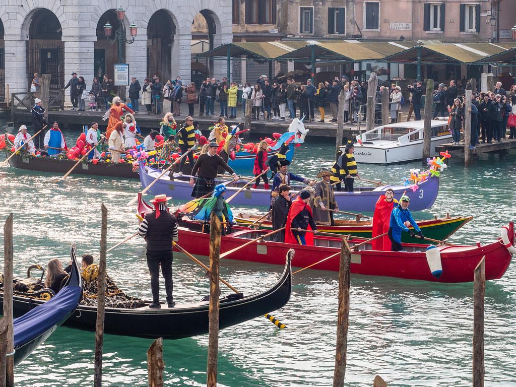 Venetsian karnevaalit