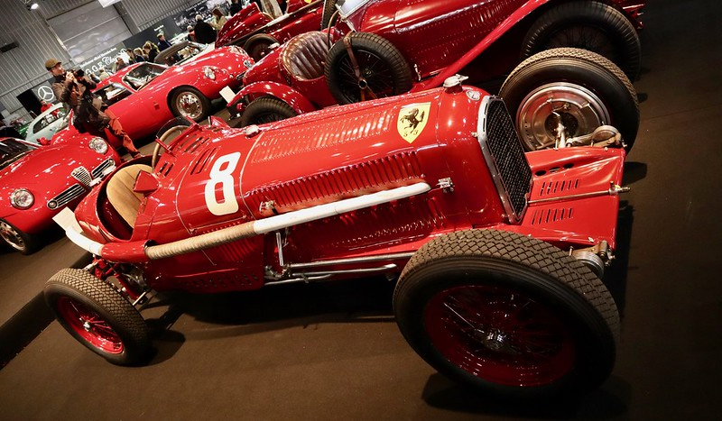 Alfa Romeo P3 monoposto tipo B 1932  49623685346_b7efcf551a_c
