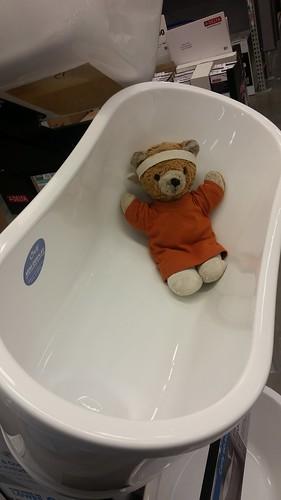 Bath Bear