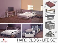NEW! Hard Block Life @ TMD
