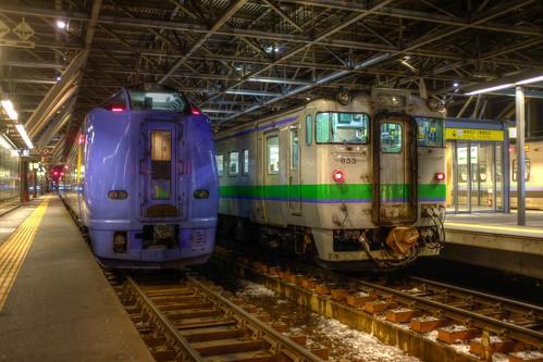 02-03-2020 Asahikawa Station (7)