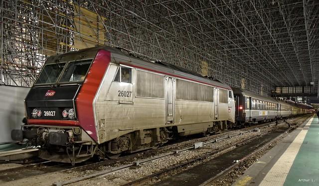 (FR-SNCF) BB 26027