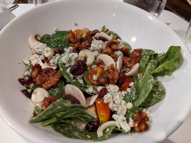 salad @ Ristorante Pappagallo