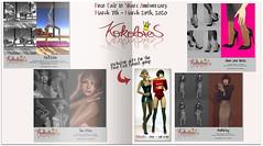 [KoKoLoReS] for Pose Fair 10 Years Anniversary
