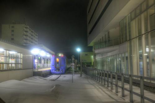 02-03-2020 Wakkanai Station (1)
