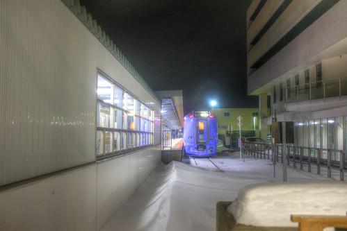 02-03-2020 Wakkanai Station (3)