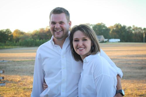 Jake and Sarah Wilbourn.