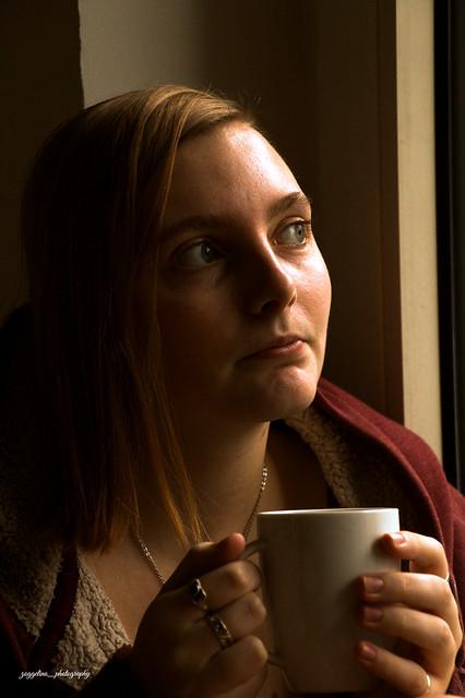 Portrait of Leni #4