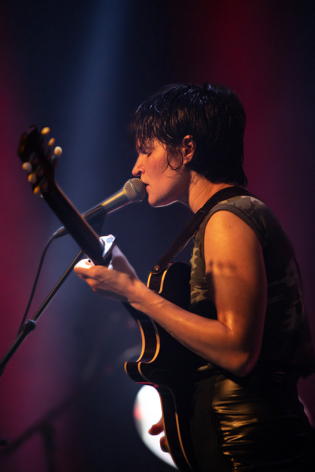 Big Thief @ AB Brussel 2020 (Robin Dua)