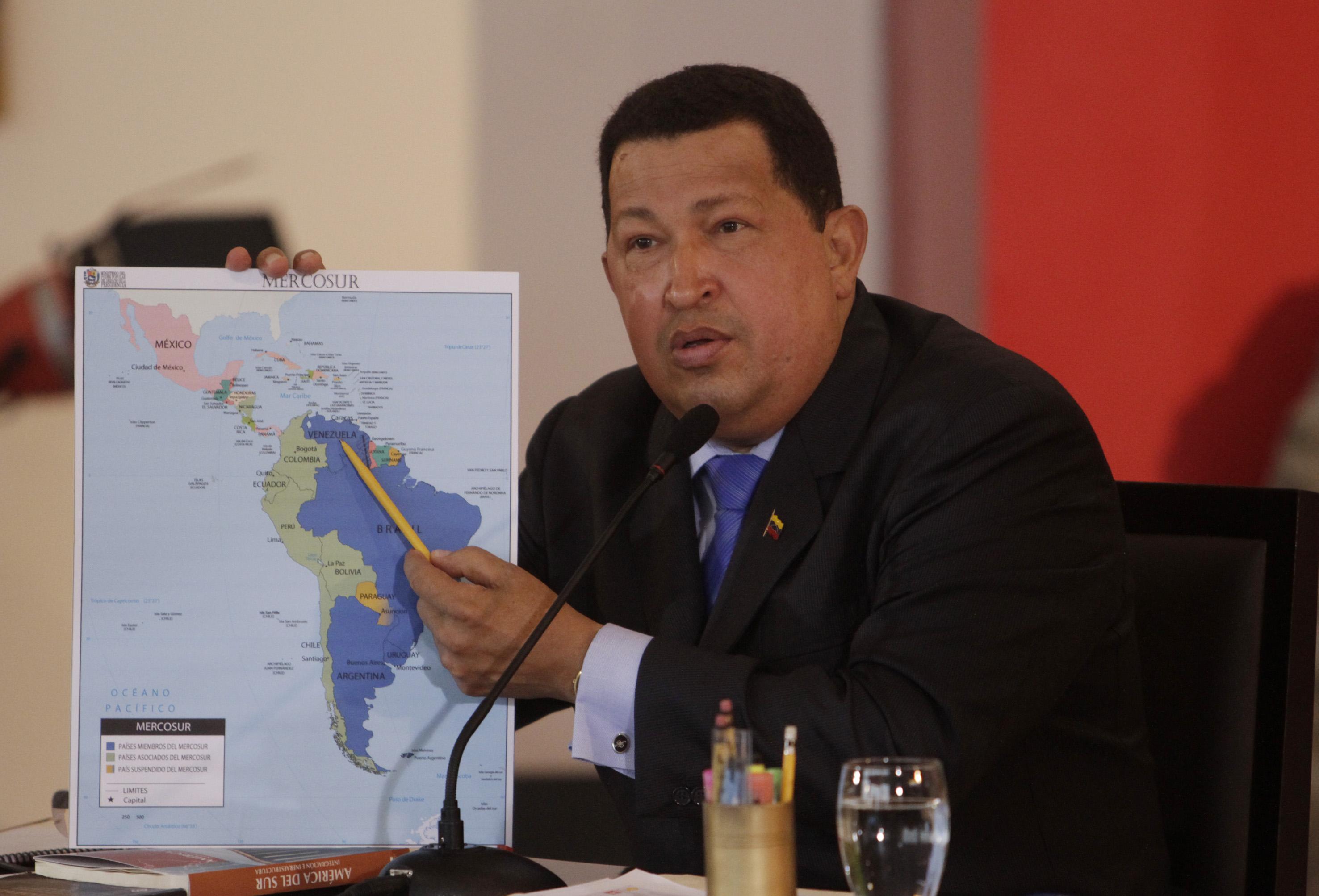 Canciller Arreaza: La vía que marcó el comandante Chávez fue la del amor