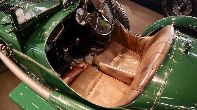 Alfa Romeo 2300/8C Monza biposto 1933 -  Retromobile Paris 2020 -  49624840183_b67de91024_c