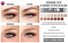 Under Eye Lashes Concealer (for FLF)