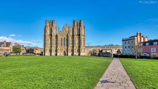 Cathedral Green & Wells Cathedral
