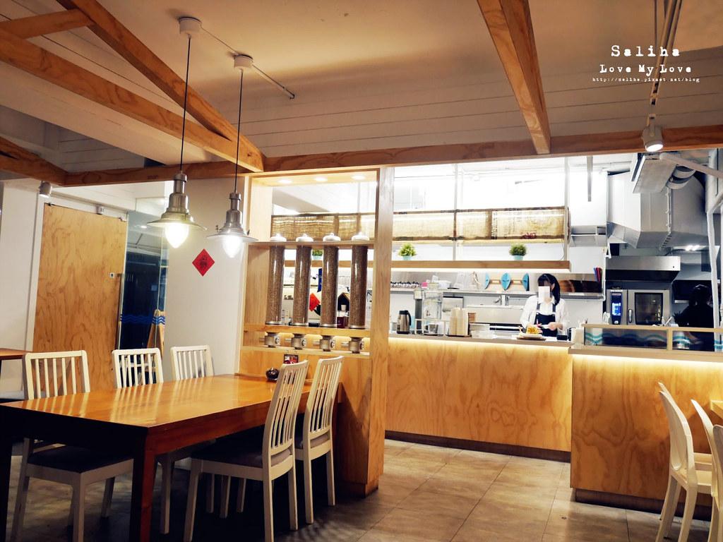 台北生日壽星優惠免費蛋糕甜點咖啡下午茶推薦餐廳成真咖啡永康店 (5)