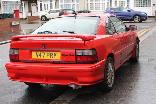 1995 Rover 220 Tomcat