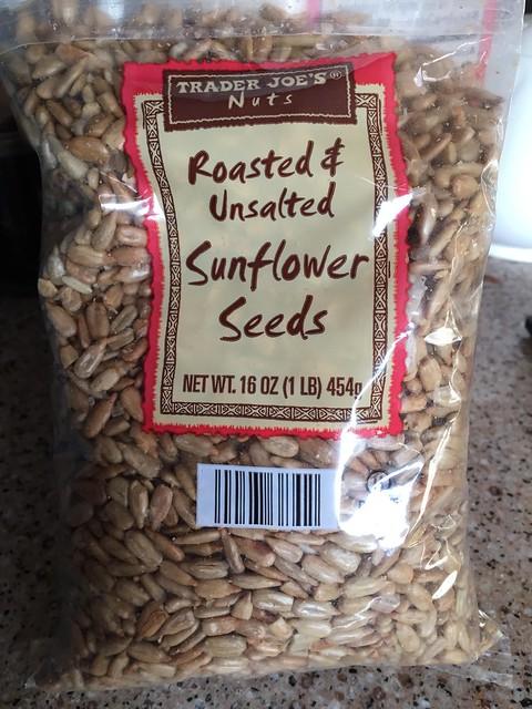 Roasted & Unsalted Sunflower Seeds