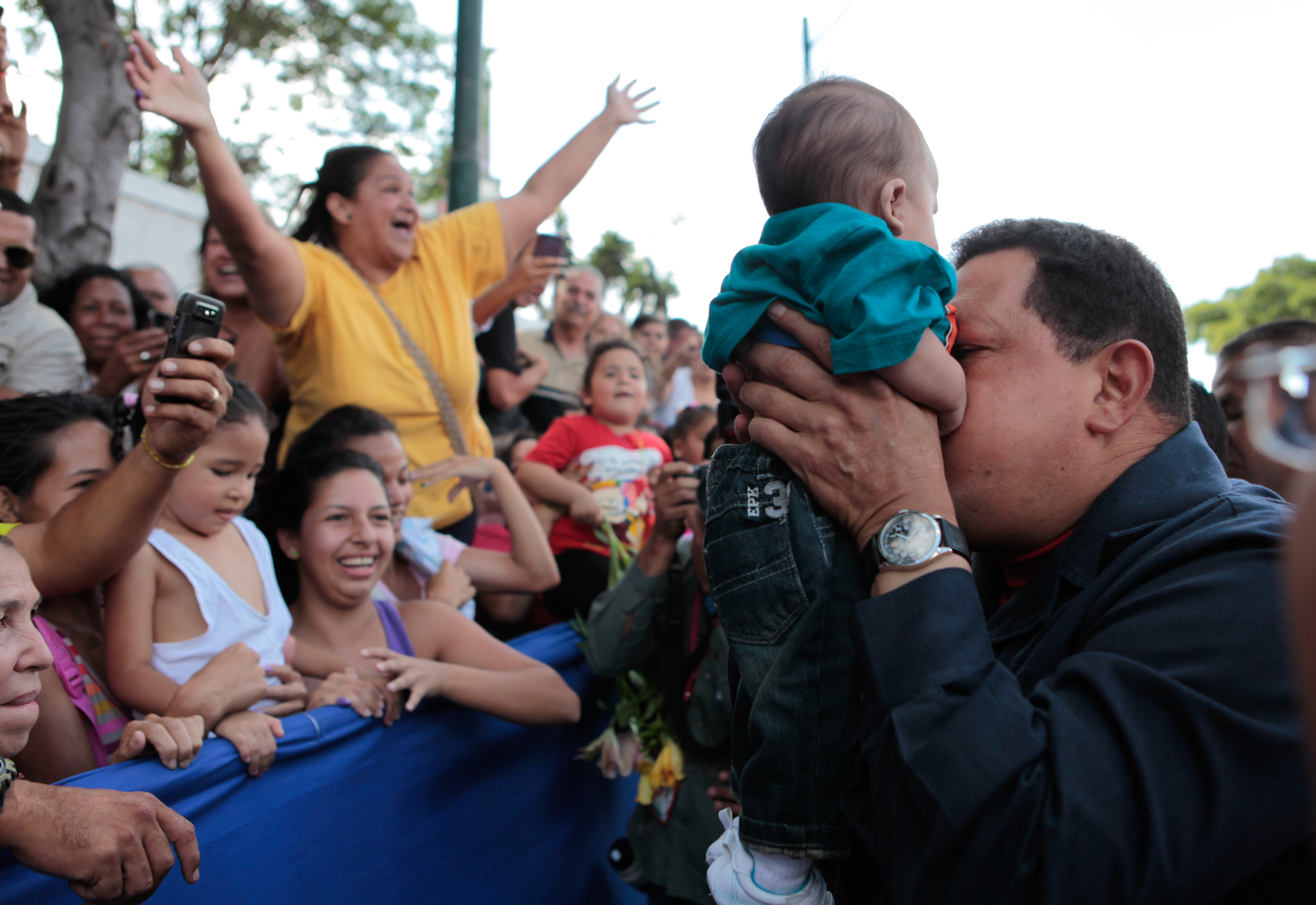 Hace siete años el legado del Comandante Hugo Chávez se siembra en el corazón del pueblo