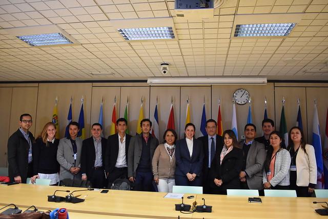 Cuarto día - II Programa Liderazgo Iberoamericano