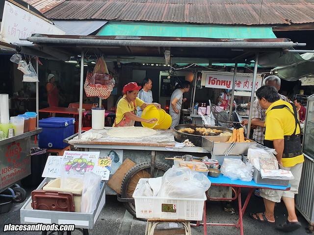 kim yong market cha kuey