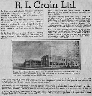 RL Crain newspaper article, future Westboro SuperStore site