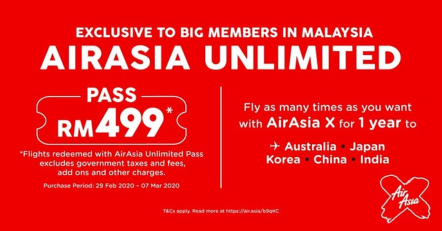 airasia bundle rm 499