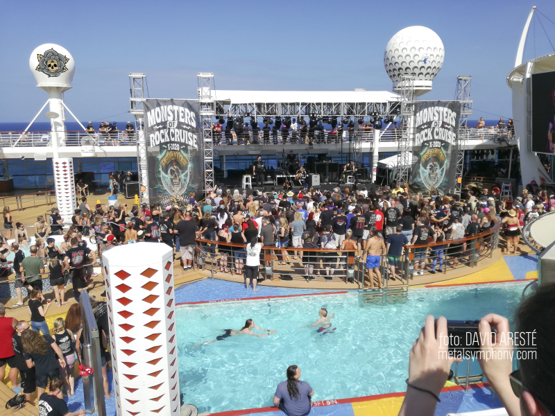 Monsters of Rock Cruise 2020: Primeras impresiones